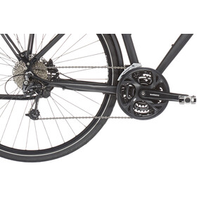 Rabeneick TS4 Deore 27-Speed Disc Trapeze, negro